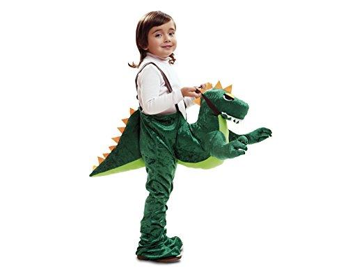 Kostüm von Petit Dino Rider für Kinder