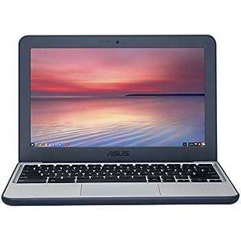"ASUS C202SA-GJ0023 - Ordenador Portátil de 11.6"" HD (Intel Celeron N3060, 2 GB RAM, 16 GB EMMC + TPM, Intel HD Graphics 400, Chrome OS) Azul - Teclado QWERTY Español"