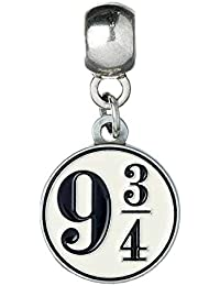 Harry Potter Charm Platform 9 3/4 (silver plated) Carat Shop Pendenti Collane