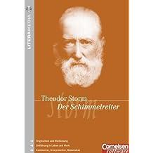 Der Schimmelreiter, 1 CD-ROM Originaltext, Interpretation, Biographie, Materialien. Für Windows 95 oder höher. Mit Notizbuchfunktion f. Referate. 180 Min.