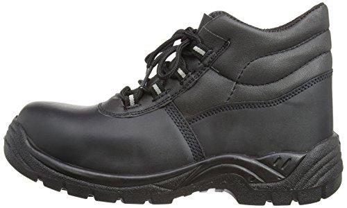 Portwest Compositelite Safety Boot S1, Scarpe di sicurezza uomo, 47, nero Nero (Black)