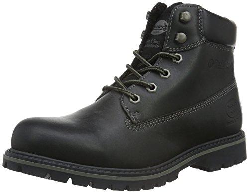 dockers-by-gerli35ca101-110100-botas-de-media-cana-con-forro-calido-y-botines-hombre-color-negro-tal