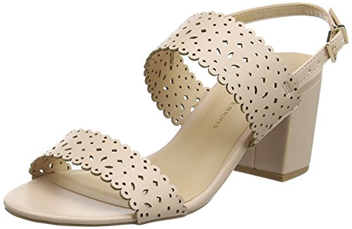Dorothy Perkins Damen Laser Cut Pumps, Pink (Blush 40), 36 EU