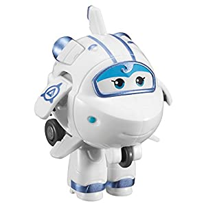 Super Wings - Astra, figura transformable Super Wings, 5.5 x 4.5 x 6 cm (ColorBaby 85214)