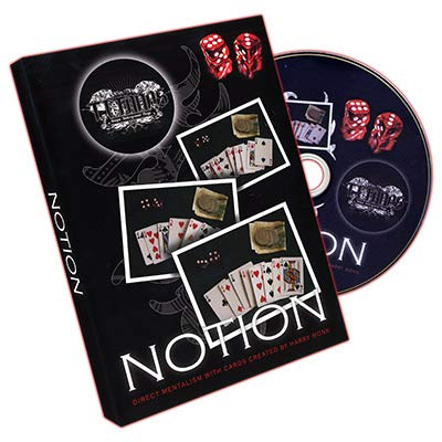 murphys Notion (DVD and Gimmick) by Harry Monk and Titanas - DVD