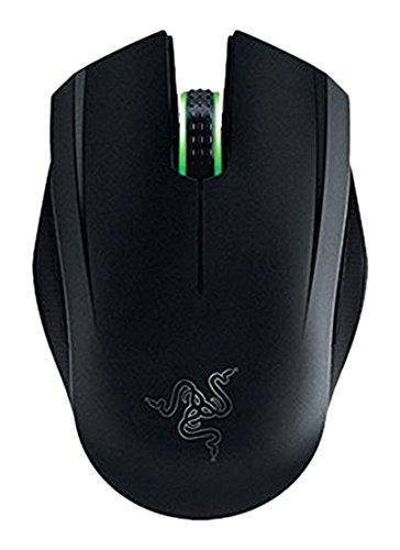 Razer Orochi - Ratón para gaming (ergonómico, inalámbrico y cable, Bluetooth 4.0, 8200 DPI, retroiluminación RGB)