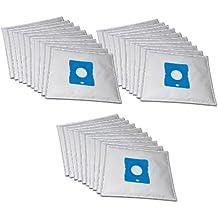 30 Premium para aspiradora bolsas de papel para Nilfisk Action Plus bolsas de filtro Series
