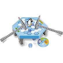 Juego Derriba el Pingüino