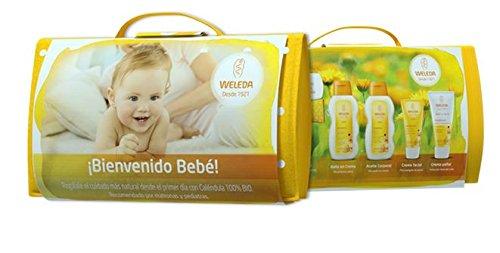 set de Bienvenida para recién nacidos de Weleda