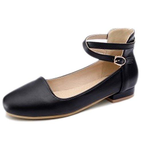 Mary Femmes Chaussures Jane Moitié De Unisa V3NrZF3t
