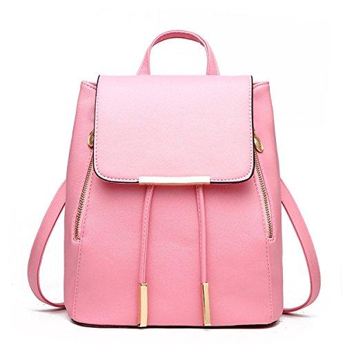 La Signora Zaino Casuale Pink