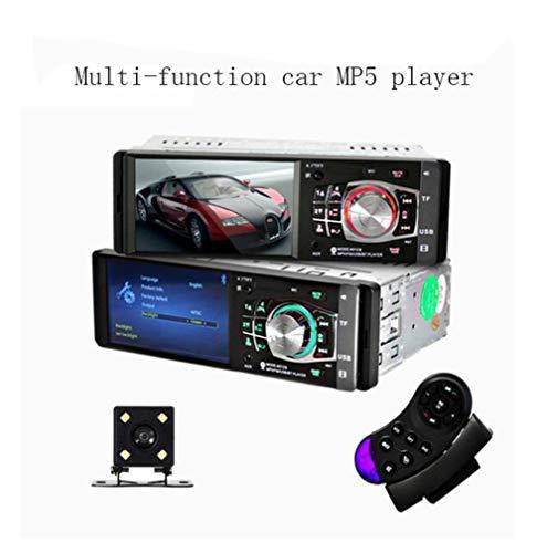 Huashao 4,1-Zoll-High-Definition-Großbild-Bluetooth-Auto-MP3-Player, Auto-MP3-MP4-Kartenmaschinenradio 4012B Hot Versteckte Video