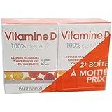 NUTRISANTE Vitamine D - lot de 2*90 comprimés