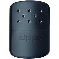 Zippo 40334 Briquet, Laiton, Noir, 12h