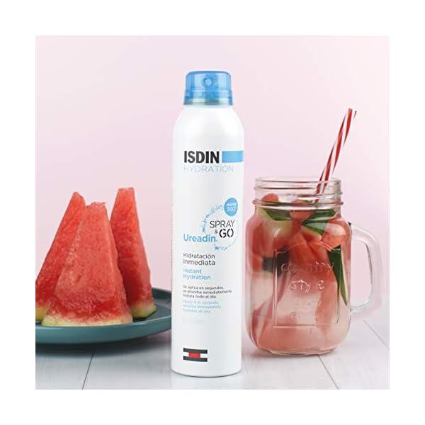 ISDIN Ureadin Spray & Go Loción Corporal Hidratante – 200 ml.