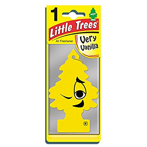 Little Trees Mtr0008 Very Vanilla Air Freshener