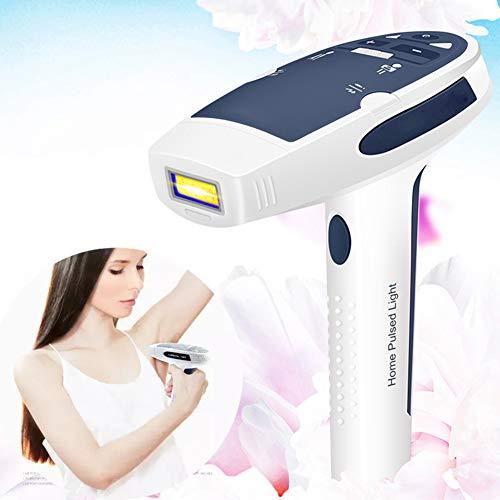 HLDWXN Epilatore IPL Laser Hair Removal Intensità di Luce pulsata per Donne Body Bikini Trimmer Laser Epilatore Laser Epilatore Ringiovanimento Photon Strumento di depilazione