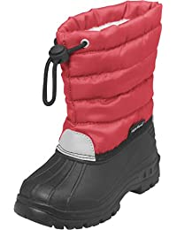 Playshoes Winterstiefel, Moonboots, Schneeschuhe für Kinder, mit Warmfutter - botas de nieve de material sintético infantil
