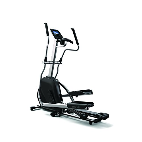 Horizon Fitness Andes 7i Viewfit Elliptical Ergometer, Schwarz, One Size Horizon Passport