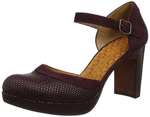 Chie Mihara Tisa, Strap alla caviglia Donna Purple (Savile Grape-Ante Grape)
