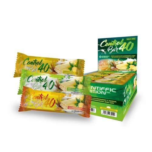 SCIENTIFFIC NUTRITION BARRITA Control Bar 40 GRS UNID TU Birne und Banane