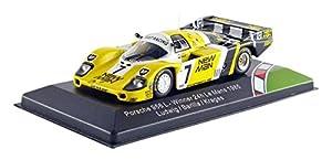 CMR-cmr43007-Porsche 956New Man-Winner Le Mans 1985-Escala 1/43-Amarillo/Blanco/Negro