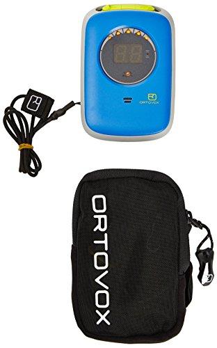 Ortovox LVs Gerät Zoom, Blue Ocean, 11.6 x 7.9 x 3.3 cm