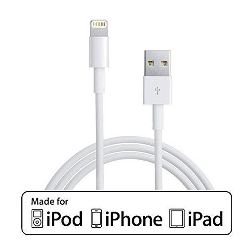 CHARGEUR IPHONE 6 - 5 5S 5C CABLE USB DATA SYNCHRO LIGHTNING 8 PIN IPAD MINI AIR - produit générique