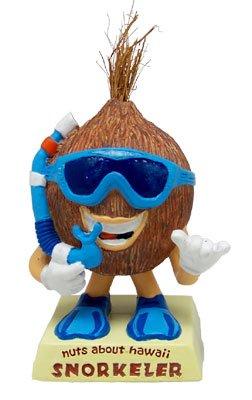 El muñeco de coco Buceador Bobblehead