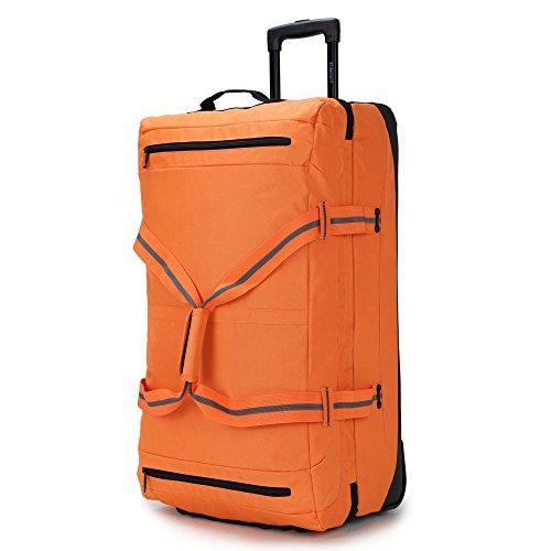 Decent Sport Line Reisetasche Doppeldecker Orange