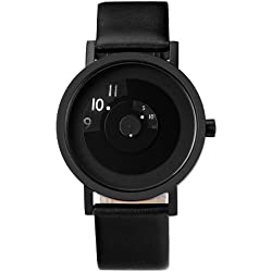 Projects Uhr (Will-Harris) - Reveal Schwarz (40mm)