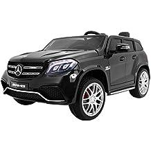 Coche Electrico para Niños Auto Alimentado con Batería Vehículo Eléctrico Control Remoto - Mercedes Benz GLS