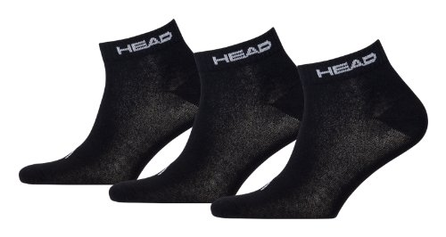 HEAD Quarter Length Sock (3 Pair Pack)