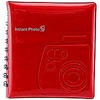 Fujifilm İnstax Mini 64'lük Albüm Kırmızı