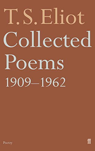Collected Poems 1909-62 by T.S. Eliot (2002-12-26)