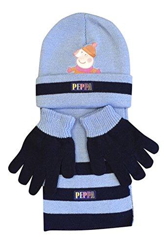 Hello Kitty / Peppa Pig - Ensemble bonnet, écharpe, occasion d'occasion  Livré partout en Belgique