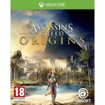assassin's creed origins xboxone [edizione: francia]