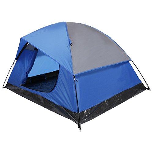 sehr gutes Zelt für Camper die es einfach mögen