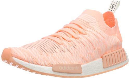 Adidas Damen Nmd_r1 Stlt Pk W Fitnessschuhe, Orange (Narcla/Narcla/Blanub 000), 39 1/3 EU