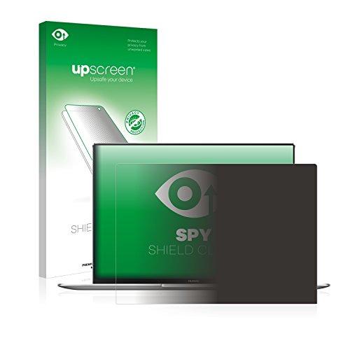 upscreen Anti-Spy Blickschutzfolie kompatibel mit Huawei MateBook X Pro 2018 Privacy Screen Bildschirmschutzfolie - Sichtschutz, Kratzfest