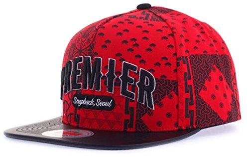 sujii PREMIER ALL OVER Baseball Cap gorra de beisbol gorra de Snapback