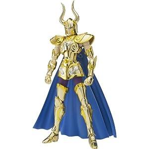 TAMASHII NATIONS - Myth Cloth Ex: Shura con Armadura de Oro de Capricornio, Figura de 18 cm (Bandai BDISS701657) 9