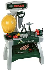 Bosch Toy Junior Workbench with Helmet
