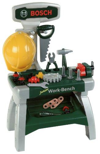 Theo Klein 8606 - Bosch Werkbank, Junior, Spielzeug
