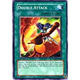 Yu-Gi-Oh! - Double Attack (TLM-EN040) - The Lost Millennium - 1st Edition - C...