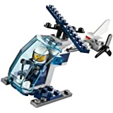 LEGO City: Police Helicopter Set 30222 (Bagged)