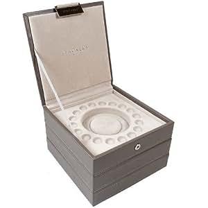 London clock Boîte à bijoux pour bracelets à charms Vison