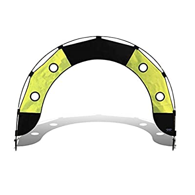 Premier RC Pro Fly Under Race Arch For Drone Racing - Yellow And Black from Premier RC