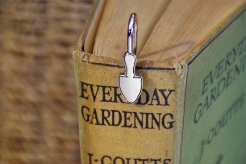 Truelle du jardinier ; marque-page