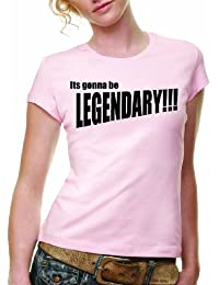 """Coole-Fun-T-Shirts Men's T-Shirt How I Met Your Mother """"It's gonna be legendary!"""""""